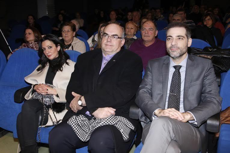Με μεγάλη επιτυχία παρουσιάστηκε το συγγραφικό έργο της Ελένης Φωτίου στη Θεατρική Σκηνή «Κάρολος Κουν»