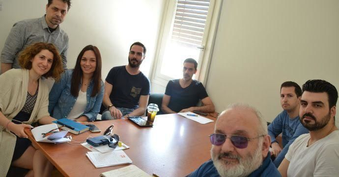 Ολοκληρώθηκε η δεύτερη φάση της πρώτης ομάδας εργαστηρίου συγγραφής σεναρίου