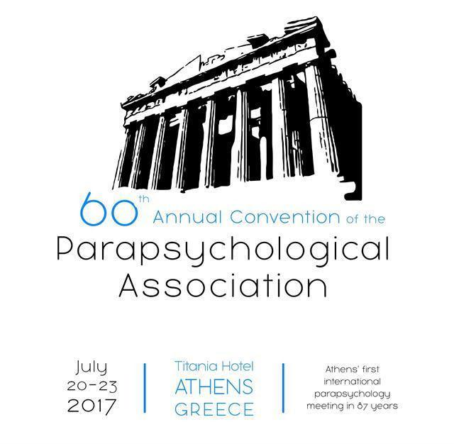 Διεθνές Συνέδριο Παραψυχολογίας στην Αθήνα! (20-23 Ιουλίου 2017)