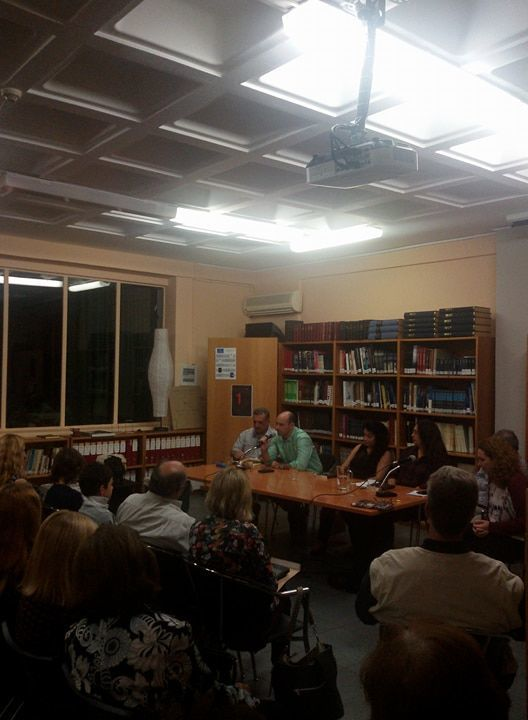 Με επιτυχία πραγματοποιήθηκε η παρουσίαση του βιβλίου «Ένας ή κανένας»
