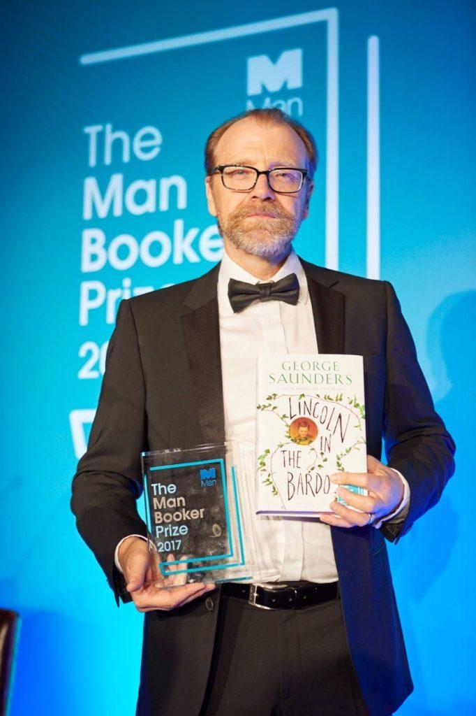 Ο George Saunders νικητής του The Man Booker Prize 2017