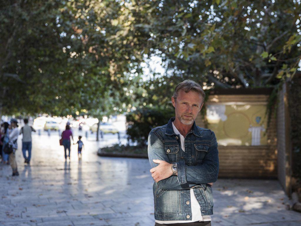 Ο Jo Nesbo κέρδισε τις καρδιές των Ελλήνων αναγνωστών του