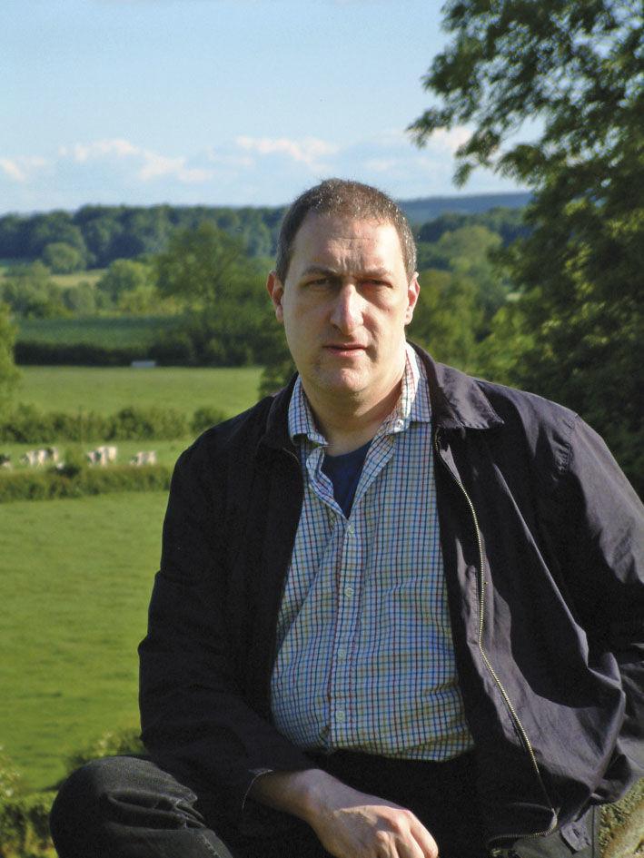 Ο βρετανός συγγραφέας Άντριου Λέιν στην Αθήνα