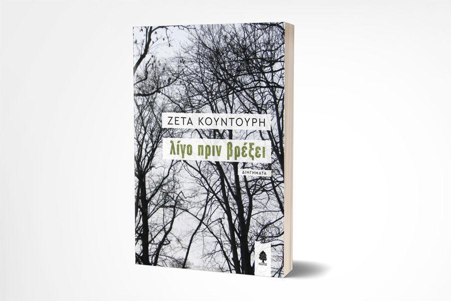 Βιβλιοπαρουσίαση: «Λίγο πριν βρέξει» της Ζέτας Κουντούρη