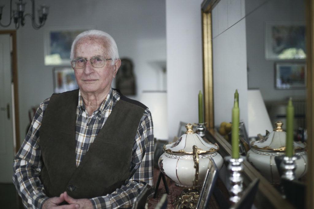 Τζίμμυ Κορίνης: «Η καρδιά μου ήταν γεμάτη Μακεδονία, Ελλάδα, οργή για το τι μας έκαναν»
