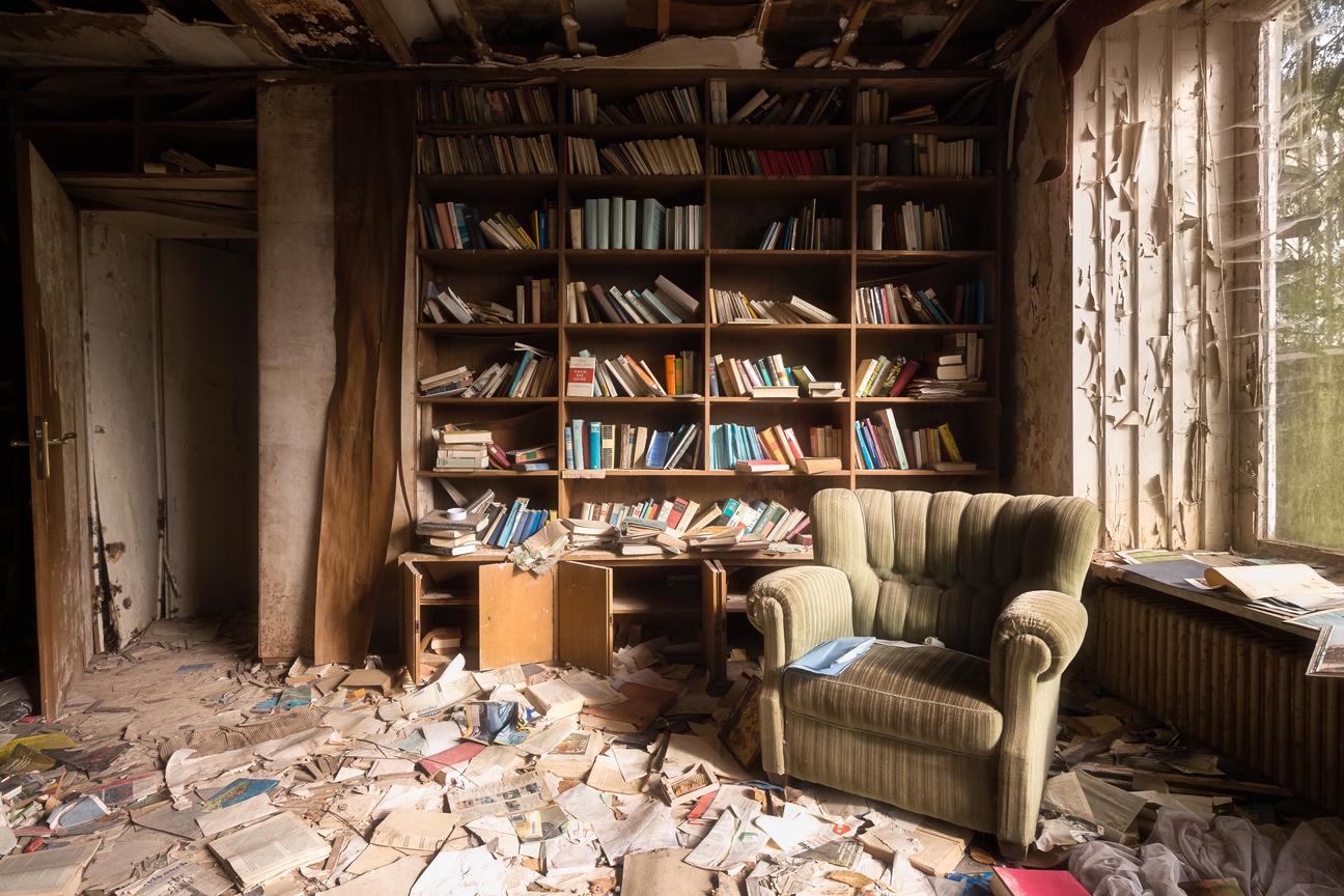 «Γιατί διαβάζουμε; Ο ρόλος του συγγραφέα & του βιβλίου τον 21ο αιώνα»