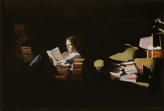 """Έκθεση φωτογραφίας """"Περί εικόνων βιβλίων και ανάγνωσης"""" στην Ελληνοαμερικανική Ένωση"""